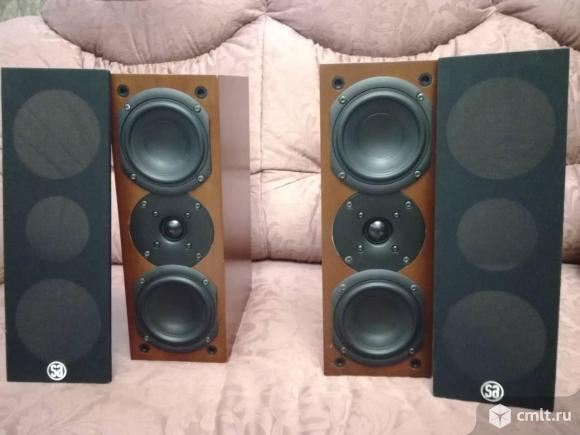 Колонки System audio SA 510. Фото 1.