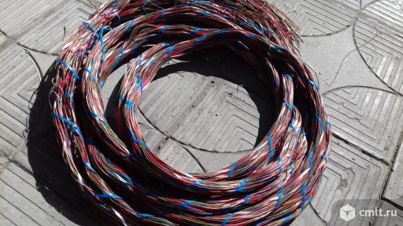 Медный провод длина 8 метров. Фото 3.