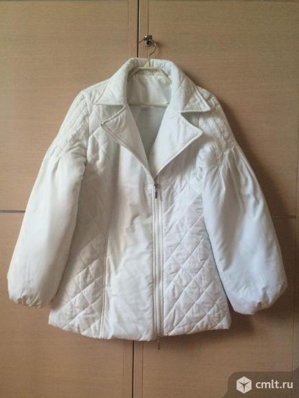 Куртка женская, размер 42-44 (S) на синтепоне б/у