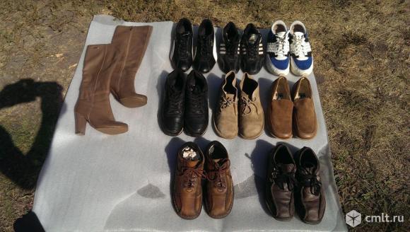 Качественная фирменная обувь. Фото 1.