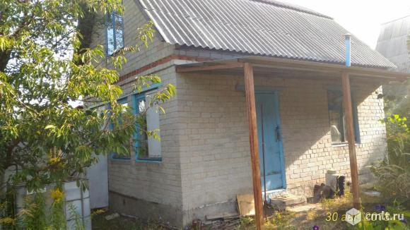 Дача 12соток, дом 40 кв, кирпичный гараж 20кв.. Фото 1.