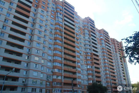 1-комнатная квартира 39,07 кв.м. Фото 1.