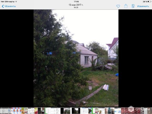 Два дома на одном участке