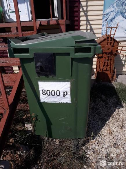 Мусорный контейнер. Фото 1.