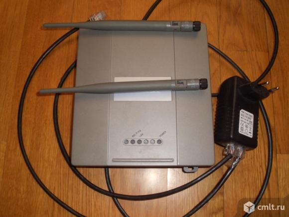 Усилитель, точка доступа WI-FI D-link DWL-3200AP