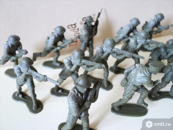Набор солдатиков. Фото 3.