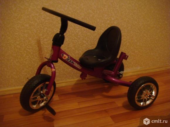 Велосипед трехколесный. Фото 1.