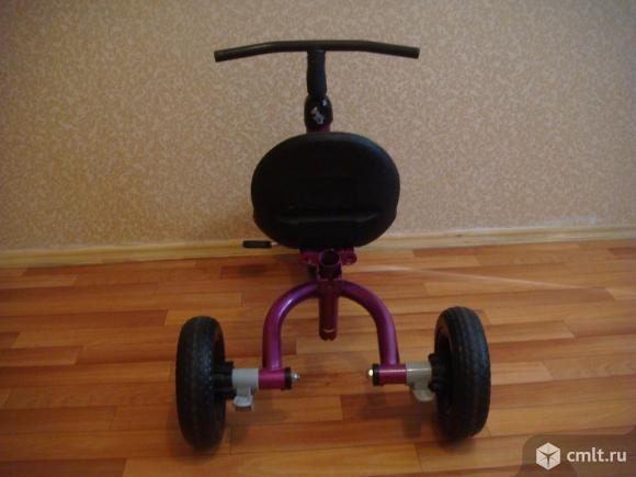 Велосипед трехколесный. Фото 4.