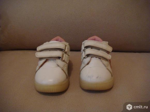 Кроссовки колобок ( светящиеся ). Фото 1.