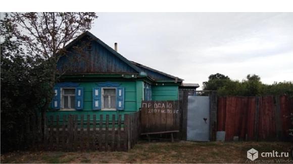 Дом 36 кв.м. Фото 1.
