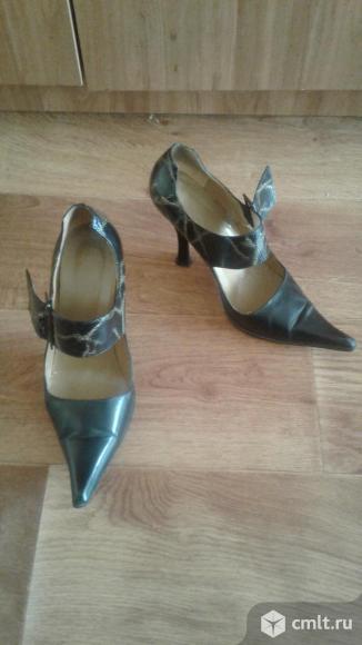 Продам туфли р 37. Фото 2.