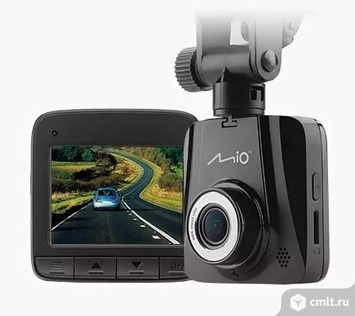 Как новый видеорегистратор Mio MiVue C300. Фото 1.