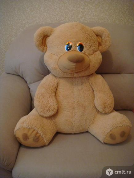 Игрушка медведь ( 70 см ). Фото 1.