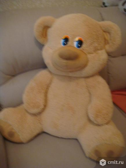 Игрушка медведь ( 70 см ). Фото 2.