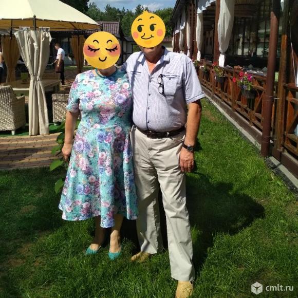 Нарядное платье 60 размера