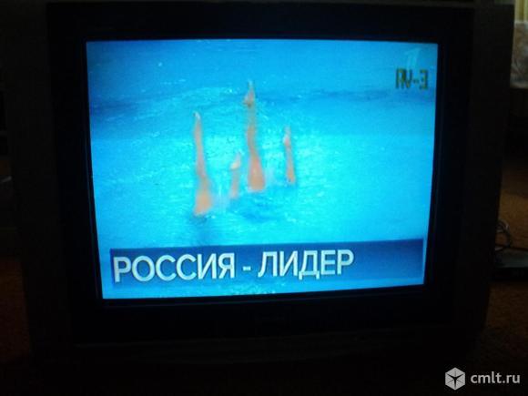 """Телевизор кинескопный цв. Rolsen 29"""" 100 Hz"""