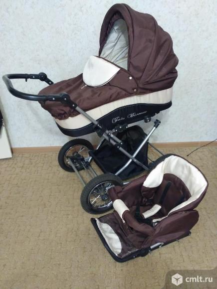 Детская коляска 2 в 1 Julia Baronessa