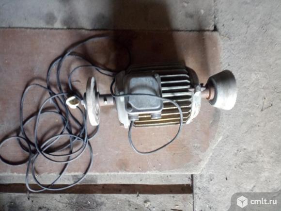 Электродвигатель многофункциональный, 220/380 В. Фото 2.