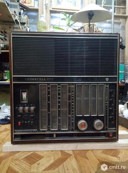 Радиоприемник Ленинград 002