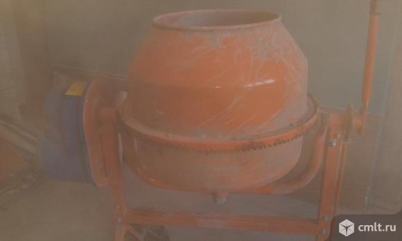 Бетоносмеситель СБР-120. Фото 1.