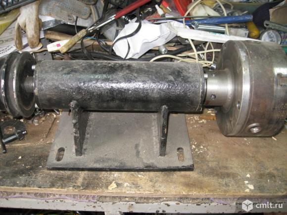 Передняя бабка для токарного станка. Фото 1.