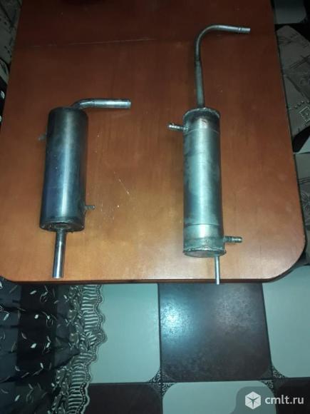 Дистиллятор нержавейка ( Сов Деп ). Фото 1.