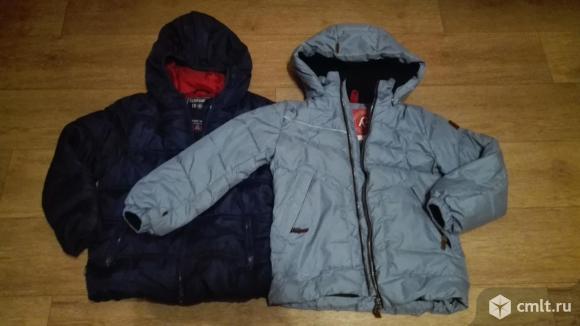 Куртки зимние. Фото 1.