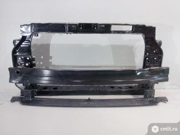 Панель передняя телевизор + усилитель HYUNDAI CRETA 15- б/у 64101M0000 86571M0000 4*. Фото 1.