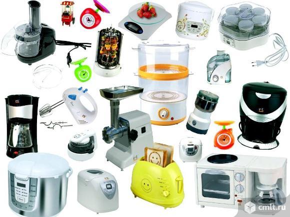 Магазин Микс принимает на комиссию, покупает мелкую бытовую технику для кухни. Фото 1.