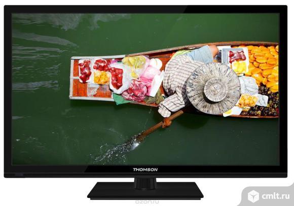 Телевизор ж/к Thomson. Фото 1.