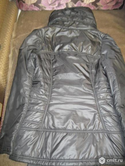 Осенняя куртка. Фото 5.