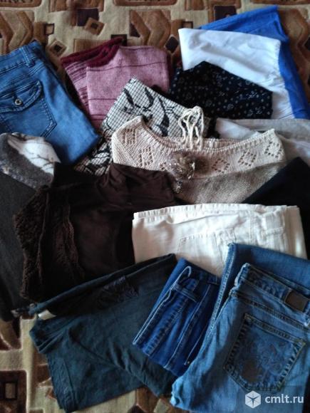 Пакетом женские вещи
