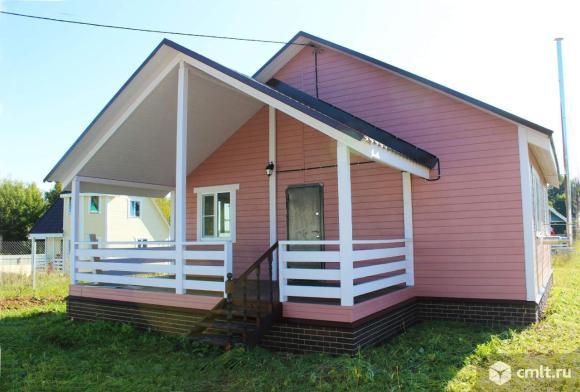 Продается: дом 80 м2 на участке 7 сот.