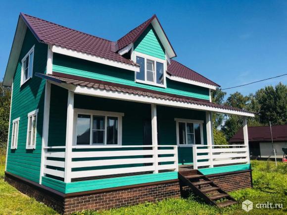 Продается: дом 113 м2 на участке 10.5 сот.