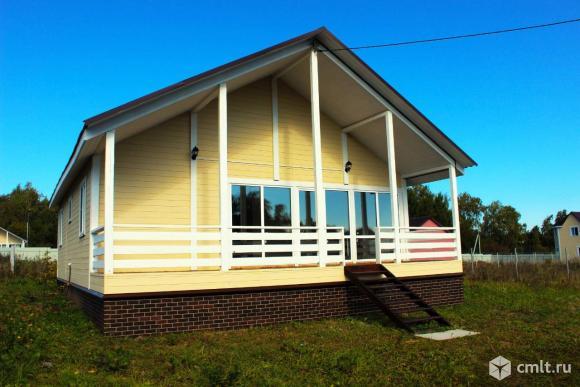 Продается: дом 100 м2 на участке 10.9 сот.. Фото 1.