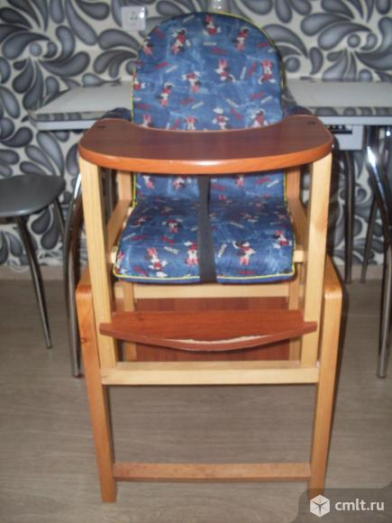 Продам стульчик для кормления. Фото 1.