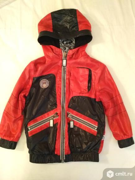 Куртка детская Orby р.116. Фото 1.