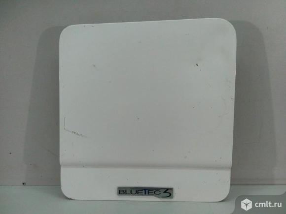 Крышка инструментального ящика верхнего правого MERCEDES ACTROS 08- б/у A9437500502 4*. Фото 1.