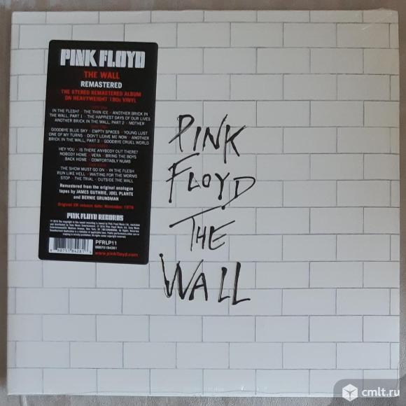 LP Pink Floyd The Wall. Фото 1.