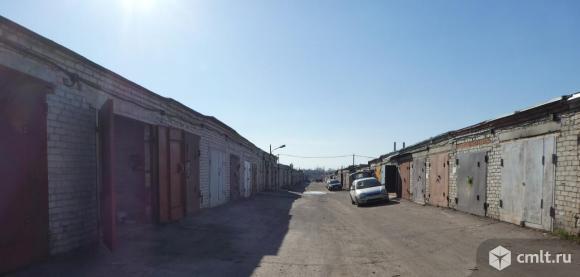 Капитальный кирпичный гараж Каскад