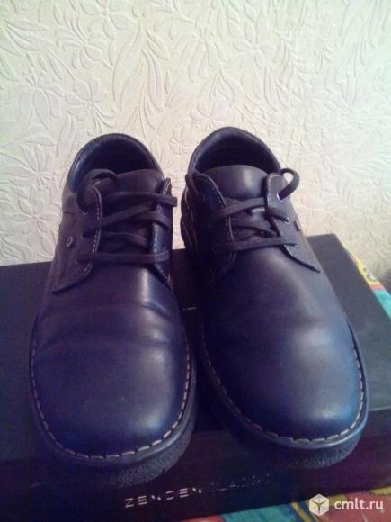 Туфли осенние. Фото 1.