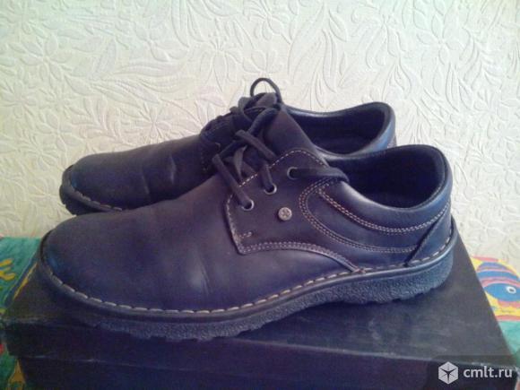 Туфли осенние. Фото 2.