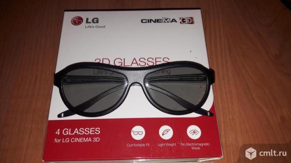 3D очки для тв LG