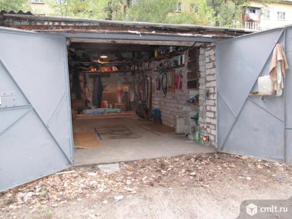 """Продам капитальный гараж на приватизированном участке земли в р-не магазина """"Порядок""""ост.Арзамасская. Фото 1."""