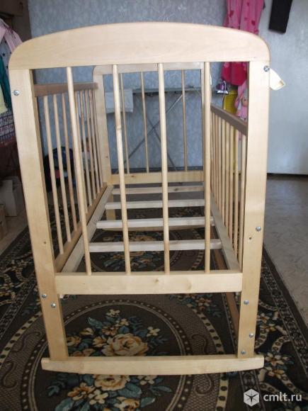 Продам детскую кроватку в хорошем состоянии. Фото 8.