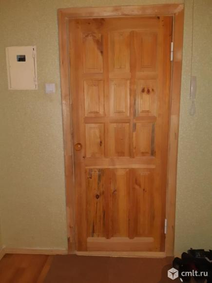 Дверь межкомнатная 80х200 см ( сосна ). Фото 1.
