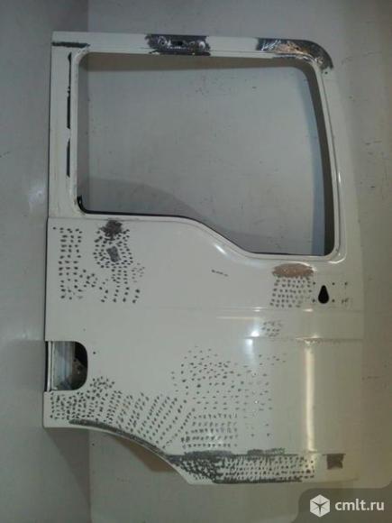Дверь правая MAN TGS / TGA / TGL 07- б/у 81626004132 81626306108 3*. Фото 1.