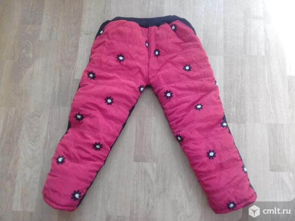 Зимние штаны. Фото 1.