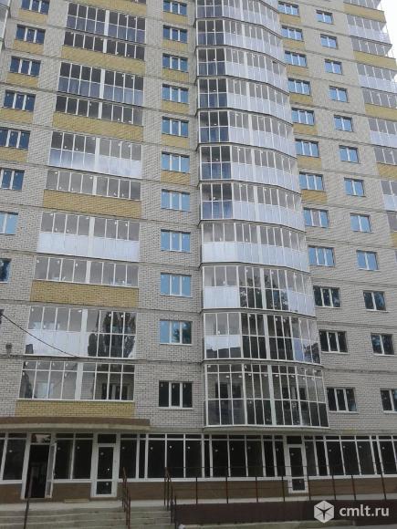 1-комнатная квартира 34,7 кв.м. Фото 1.