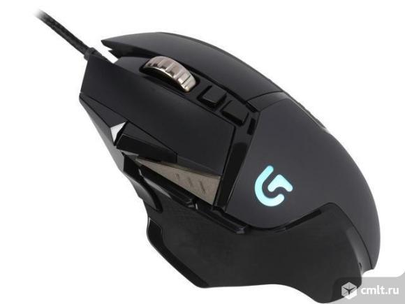 Мышь Logitech G G502 Proteus Core Black USB. Фото 1.